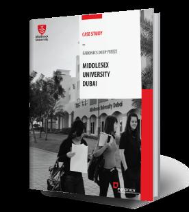 Faronics Deep Freeze and Middlesex University Dubai
