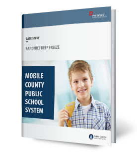 Faronics Deep Freeze and Mobile County Public School System