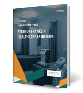 Faronics Deep Freeze and State of Franklin Healthcare Associates