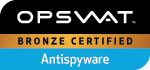 OPSWAT - Bronze Certified - Antispyware