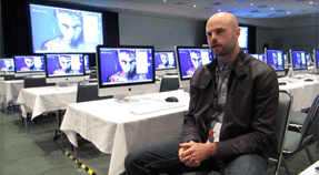 <p>Adobe Max 2014において、Deep Freezeにより5300人のデザインのプロに中断なくトレーニングが提供された様子をご覧ください。</p> /><br/><span class=