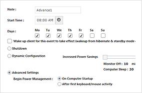 Advanced Activity Monitoring