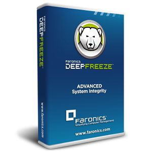 برنامج Deep Freeze 7.5