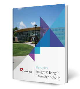 Faronics Insight and Bangor Township Schools