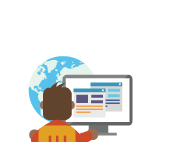 Co-navigation et exécution de programmes