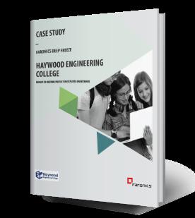 Faronics Deep Freeze and Haywood Engineering College