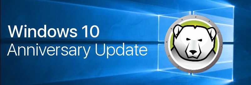 Deep Freeze for Windows 10 by Faronics Anniversary Update.