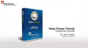 Deep Freeze Enterprise Console [Tutorial]