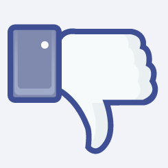 Facebook Does Not Have A Dislike Button