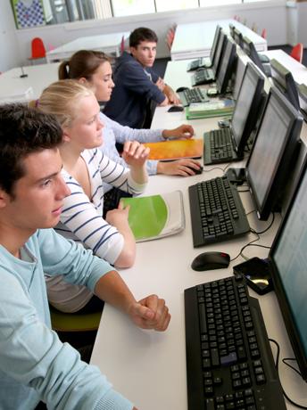 Höchstwertung für das IT-Team des GCSD