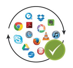 Automatize implementações e atualizações de software
