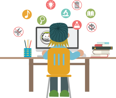 Enhance Learning with Non-Restrictive Computer Protection