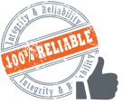 Ensure 100% Integrity and Reliability