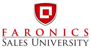 Faronics Sales University Logo