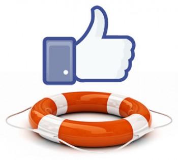 Facebook Throws A Lifeline