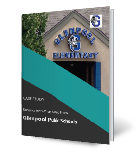 Faronics Deep Freeze & Anti-Virus and Glenpool Public Schools