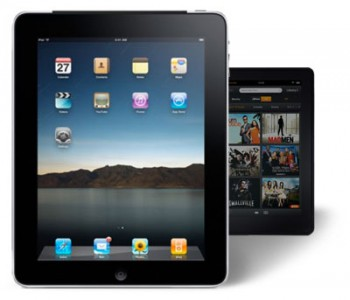 Is The Kindle Fire A Burn Out, Or Just Not An iPad?