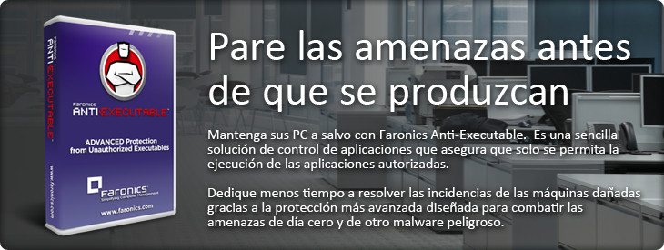Anti-Executable by Farnoics is the best application control software.