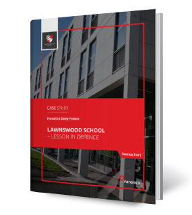 Lawnswood School – Lesson In Defence