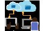 Benutzer können Ihr Arbeit direkt in Cloud-basierten Datenspeichern speichern