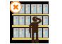 Pas besoins de gérer des serveurs de fichiers et le stockage réseau cher