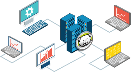 Manage all your lab computers centrally
