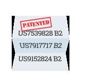 Tecnologia patenteada Reboot to Restore