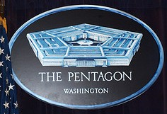 Pentagon Emblem Photo