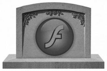 Adobe Flash Surrenders