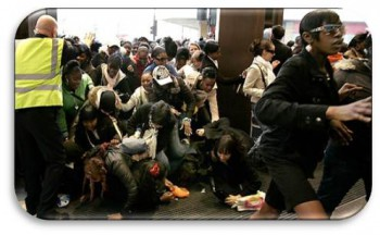 Avoid Pepper Spray and Parking Wars By Shopping Online!