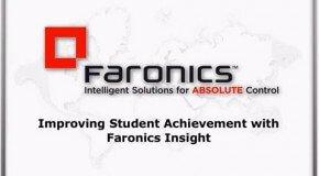 Webinar: Improving Student Achievement With Faronics Insight