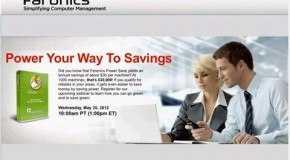 Webinar: Power Your Way To Savings