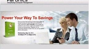 Webinar: Power Your Way To Savings