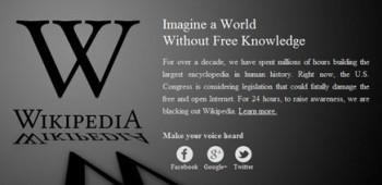 A World Without Wikipedia