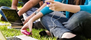 Apple cornering the market on campus technology