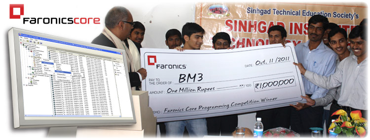FCPC Winning Team - BM3
