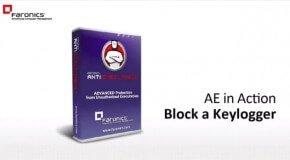 Block a Keylogger