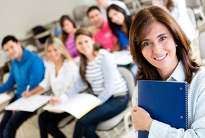 Classroom management systems are becoming more popular.