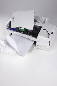 Printers attacked, take on a life of their own