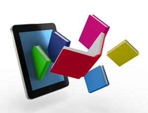 Checking out books in cyberspace: School libraries go digital