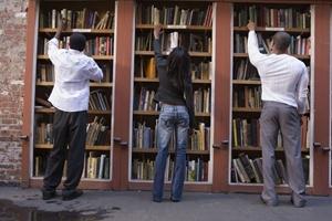 Library kiosks enhance student access