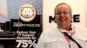 Video Testimonial- Deep Freeze