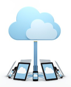 Recovering from a disaster with cloud computing