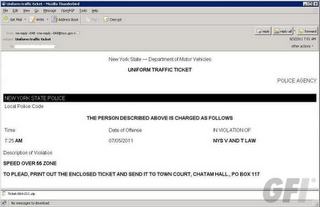Stop! You'll Want To Avoid This Traffic Ticket