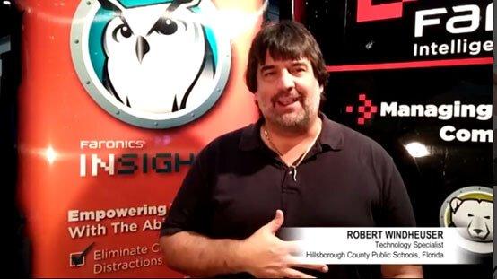 Faronics Client Testimonial - Hillsborough County Public Schools, Florida