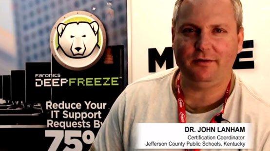 Faronics Client Testimonial - Jefferson County Public Schools (Kentucky)