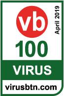 VIRUS BULLETIN'S VB100 AWARD April 2019